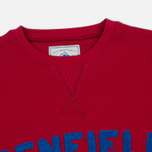 Мужская толстовка Penfield Brookport Red/Blue фото- 1