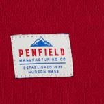 Мужская толстовка Penfield Brookport Red/Blue фото- 3