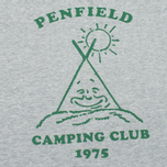 Penfield Camping Club Men`s Sweatshirt Grey photo- 2