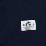 Мужская толстовка Penfield Camping Club Navy фото- 4