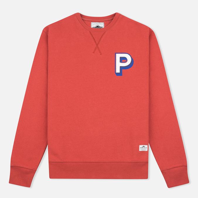 Мужская толстовка Penfield Capital Crew Neck Red