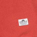 Мужская толстовка Penfield Capital Crew Neck Red фото- 4