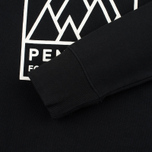 Penfield Peaks Men`s Sweatshirt Black photo- 3