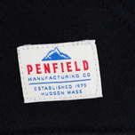 Мужская толстовка Penfield Starkville Hoody Black/Purple фото- 3