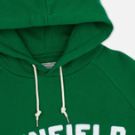 Мужская толстовка Penfield Starkville Hoody Green/White фото- 1