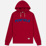 Мужская толстовка Penfield Starkville Hoody Red/Blue фото- 0
