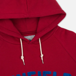 Мужская толстовка Penfield Starkville Hoody Red/Blue фото- 1