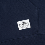 Penfield Starkville Men`s Hoody Navy/Yellow photo- 4