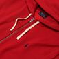 Мужская толстовка Polo Ralph Lauren Classic Full Zip Hoodie Fleece Red фото - 1