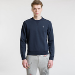 Мужская толстовка Polo Ralph Lauren Crew Neck Double Tech Aviator Navy фото- 2