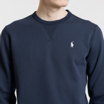 Мужская толстовка Polo Ralph Lauren Crew Neck Double Tech Aviator Navy фото- 3