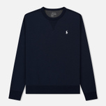 Мужская толстовка Polo Ralph Lauren Crew Neck Double Tech Aviator Navy фото- 0