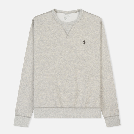 Мужская толстовка Polo Ralph Lauren Crew Neck Double Tech Light Sport Heather/Nevis