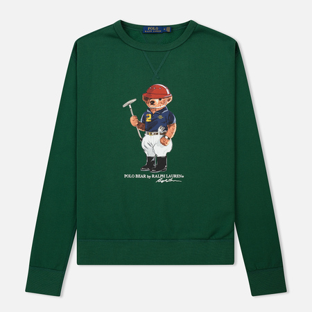 Мужская толстовка Polo Ralph Lauren Different Print Big Bear New Forest