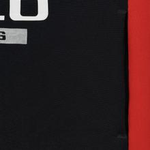 Мужская толстовка Polo Ralph Lauren Polo Racing Double Knit Tech Black фото- 2