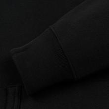Мужская толстовка Polo Ralph Lauren Embroidered Bear Magic Fleece Hoodie Black фото- 4