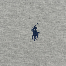 Мужская толстовка Polo Ralph Lauren Embroidered Pony Fleece Hoodie Andover Heather фото- 2