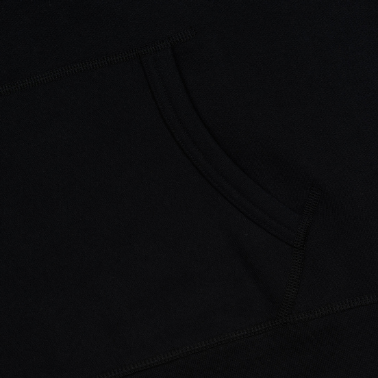Мужская толстовка Polo Ralph Lauren Embroidered Pony Fleece Hoodie Black