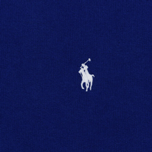 Мужская толстовка Polo Ralph Lauren Embroidered Pony Fleece Hoodie Heritage Royal фото- 2
