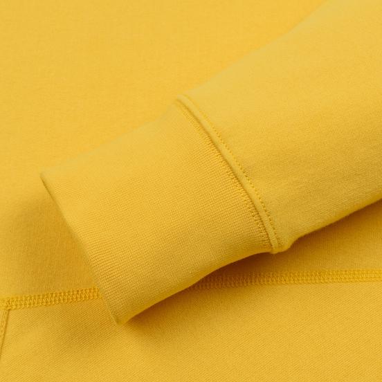 Мужская толстовка Polo Ralph Lauren Embroidered Pony Fleece Hoodie Yellowfin