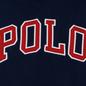 Мужская толстовка Polo Ralph Lauren Embroidery Flag Patch U.S.A. Hoodie Cruise Navy фото - 2