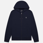 Мужская толстовка Polo Ralph Lauren Full Zip Hoodie Aviator Navy фото- 0