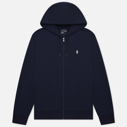 Мужская толстовка Polo Ralph Lauren Full Zip Hoodie Aviator Navy