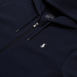 Мужская толстовка Polo Ralph Lauren Full Zip Hoodie Aviator Navy фото- 1