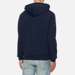 Мужская толстовка Polo Ralph Lauren Full Zip Hoodie Aviator Navy фото- 3
