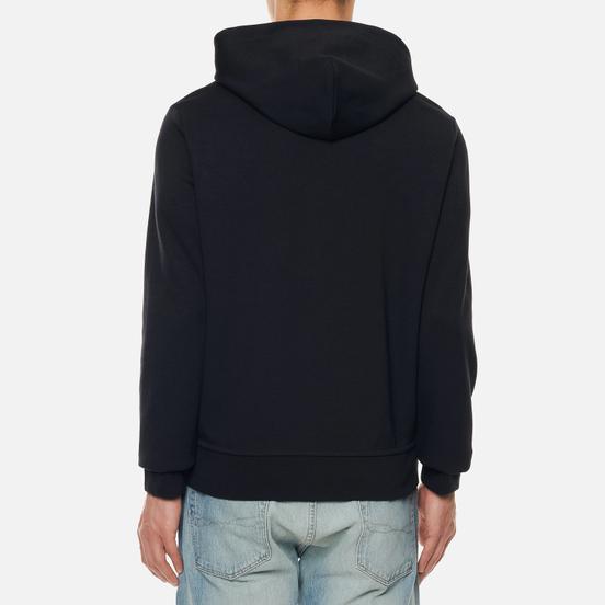 Мужская толстовка Polo Ralph Lauren Full Zip Hoodie Black