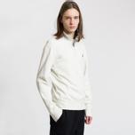 Мужская толстовка Polo Ralph Lauren Half Zip Double Knit Jersey Chic Cream фото- 1