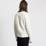 Мужская толстовка Polo Ralph Lauren Half Zip Double Knit Jersey Chic Cream фото- 3