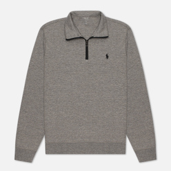 Мужская толстовка Polo Ralph Lauren Half Zip Double Knit Tech Battalion Heather