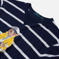 Мужская толстовка Polo Ralph Lauren Iconic Polo Bear Sporting CP-93 Stripe Cruise Navy/White фото - 1