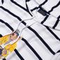 Мужская толстовка Polo Ralph Lauren Iconic Polo Bear Sporting CP-93 Stripe Hoodie White/Cruise Navy фото - 1