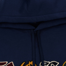 Мужская толстовка Polo Ralph Lauren Patches Heraldic Letters Polo Hoodie Cruise Navy фото- 1