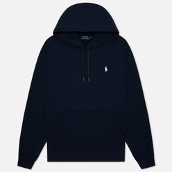 Мужская толстовка Polo Ralph Lauren Polo Printed Back Hoodie Aviator Navy/Multicolor