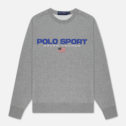 Мужская толстовка Polo Ralph Lauren Polo Sport Crew Neck Neon Fleece Andover Heather