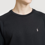 Мужская толстовка Polo Ralph Lauren Polo Track Printed Black фото- 2