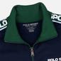 Мужская олимпийка Polo Ralph Lauren Polyester Tricot Fleece Cruise Navy фото - 3