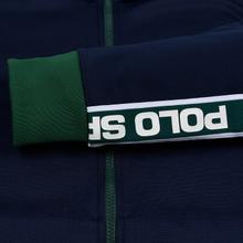 Мужская олимпийка Polo Ralph Lauren Polyester Tricot Fleece Cruise Navy фото- 6