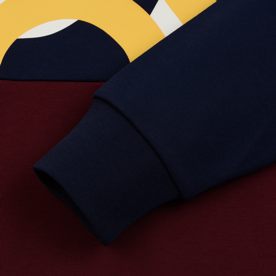 Мужская толстовка Polo Ralph Lauren Print Polo 67 Hoodie Cruise Navy/Multicolor