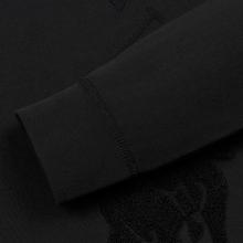 Мужская толстовка Polo Ralph Lauren Signature Embroidered Big Pony Crew Neck Black фото- 3