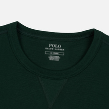Мужская толстовка Polo Ralph Lauren Signature Embroidered Big Pony Crew Neck College Green фото- 1