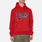 Мужская толстовка Polo Ralph Lauren Signature Logo Sporty Style Hoodie Red фото - 2