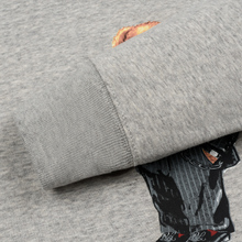 Мужская толстовка Polo Ralph Lauren Suit Bear Fleece Stadium Pepper Heather фото- 3