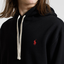 Мужская толстовка Polo Ralph Lauren Vintage Classic Athletic Fleece Hoody Black фото- 3