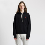 Мужская толстовка Polo Ralph Lauren Vintage Classic Athletic Fleece Hoody Black фото- 1