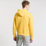 Мужская толстовка Polo Ralph Lauren Vintage Classic Athletic Fleece Hoody Chome Yellow фото- 3