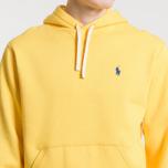 Мужская толстовка Polo Ralph Lauren Vintage Classic Athletic Fleece Hoody Chome Yellow фото- 2